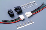 Wire to Wire Connectors - Pitch_2.5 : 2501CH/2601CH