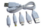 Consumer Electronics / PC / Networking cable assembly : USB & DC Cable