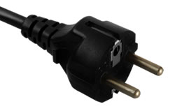 Chin-Sheng Power Cord : CS-304